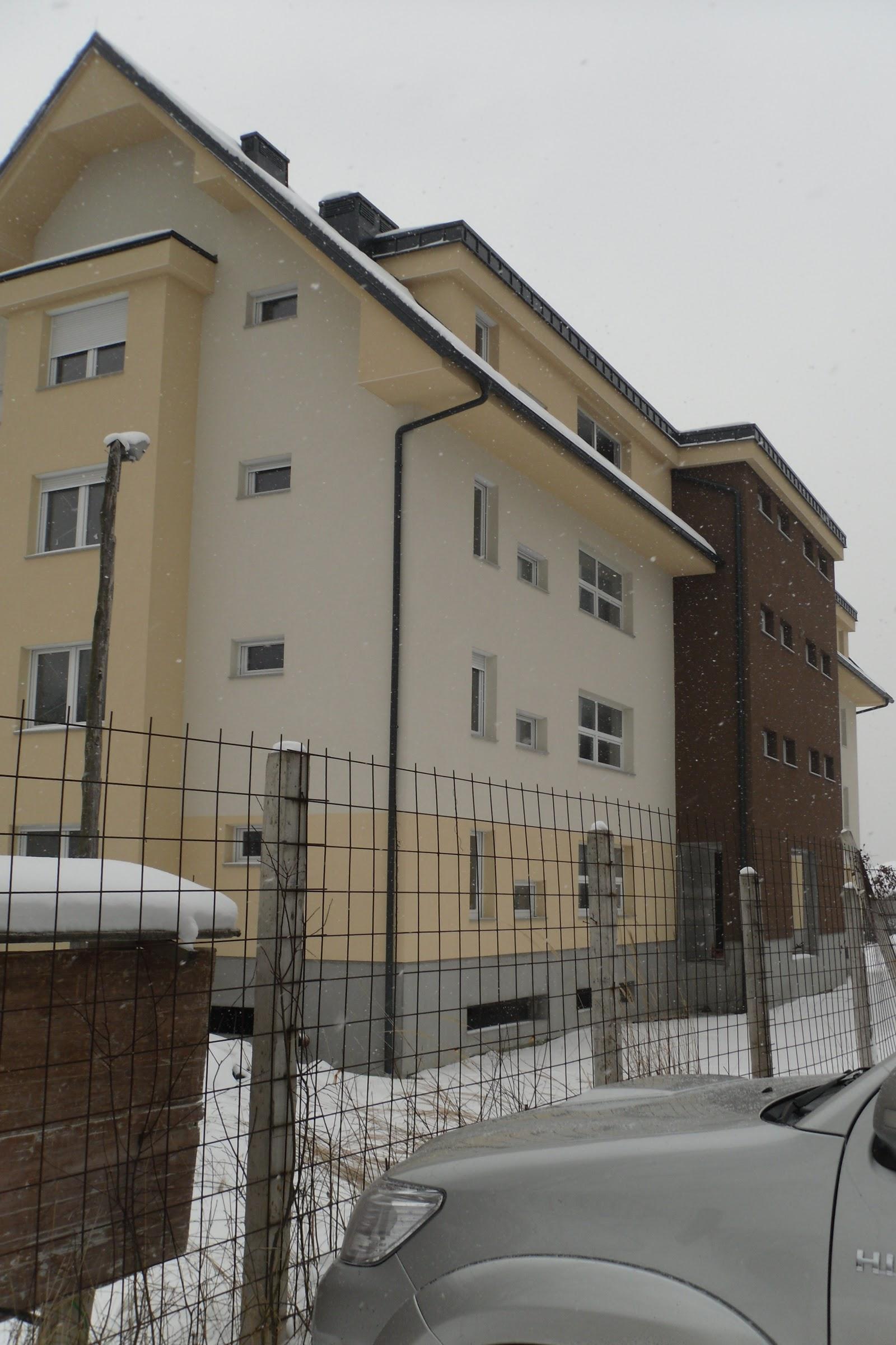 Stanovanjski blok ZREČE