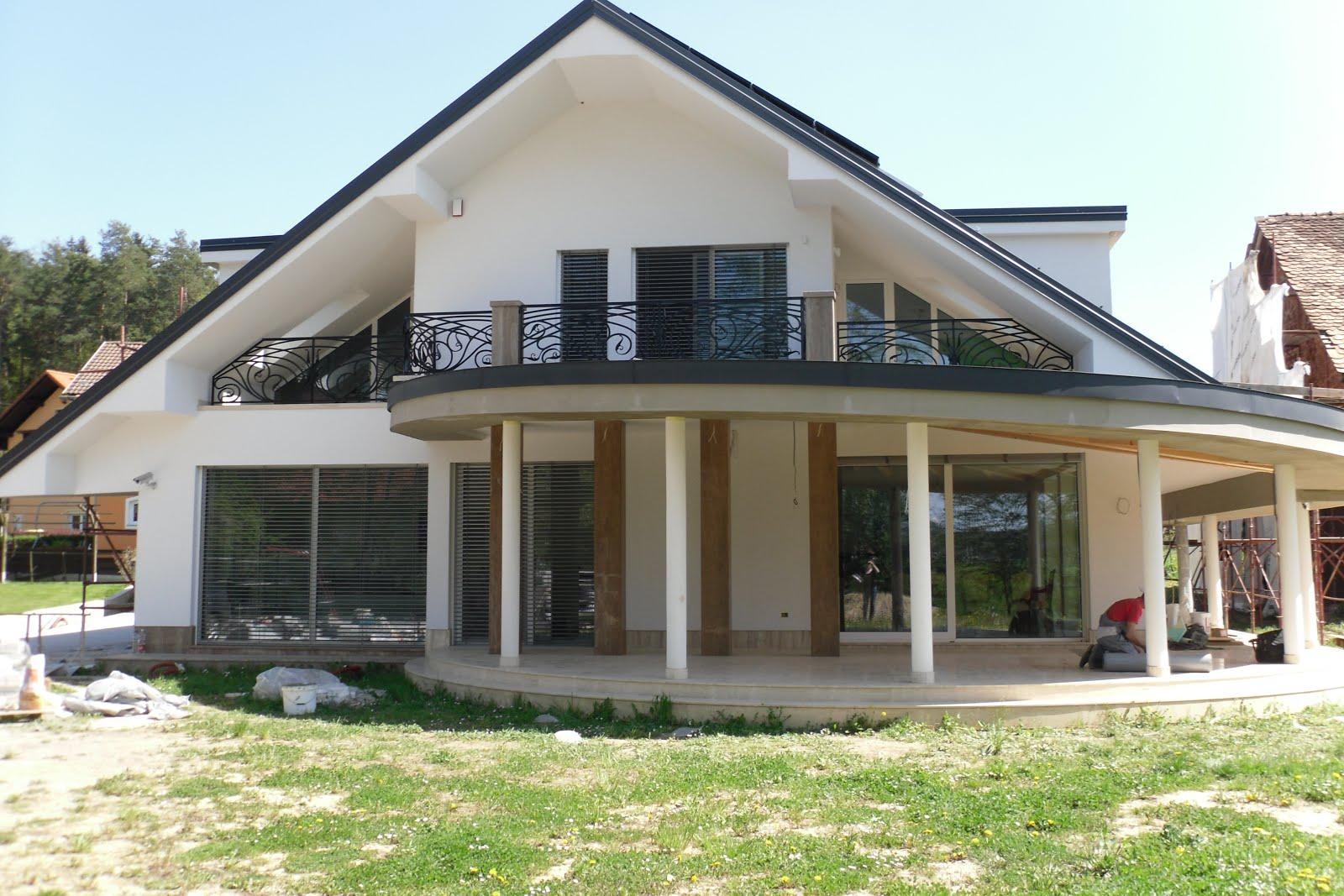 Stanovanjska hiša MERC