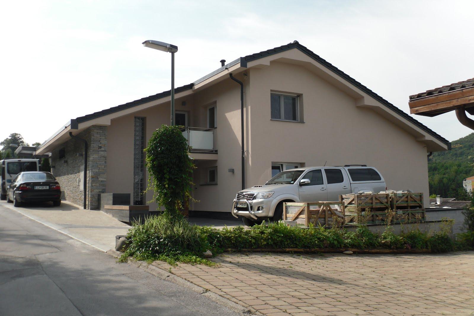 Stanovanjska hiša POLIČNIK